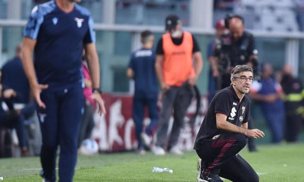 Juric: 'Torino dominated Lazio'