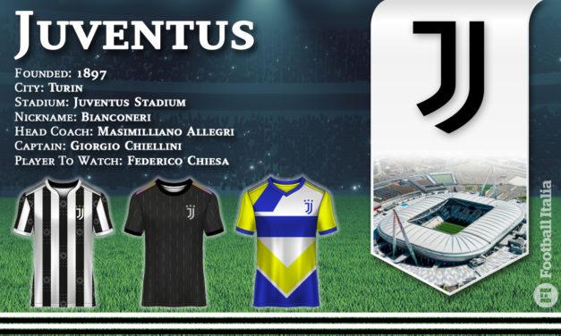 Avance de la temporada 2021-22 de la Juventus Serie A: todas las transferencias completadas y que esperar