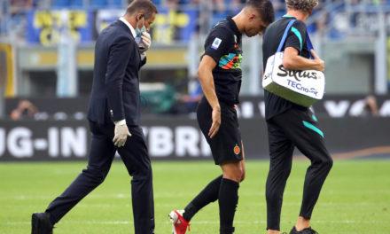 Official: Correa out of Inter vs. Atalanta