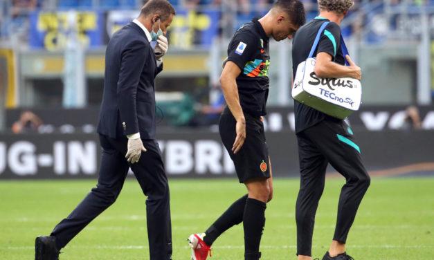 Inter relief as Correa avoids fractures