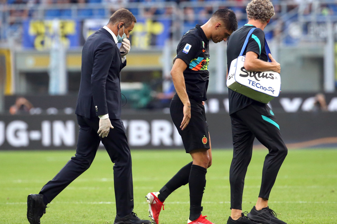 Inter injury