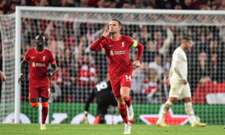 Champions League   Liverpool 3-2 Milan: Anfield thriller