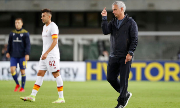 Mourinho: 'Roma must turn sadness into motivation'