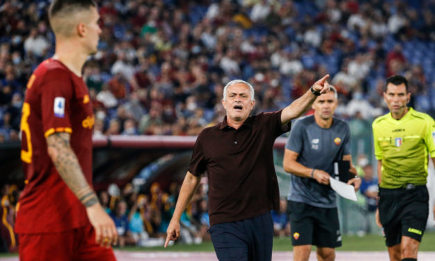 Mourinho: 'Rome Derby is a privilege'