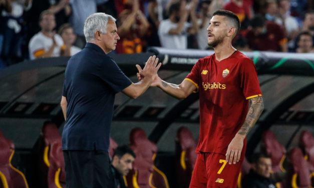 Pellegrini: 'Special feeling at Roma under Mourinho'
