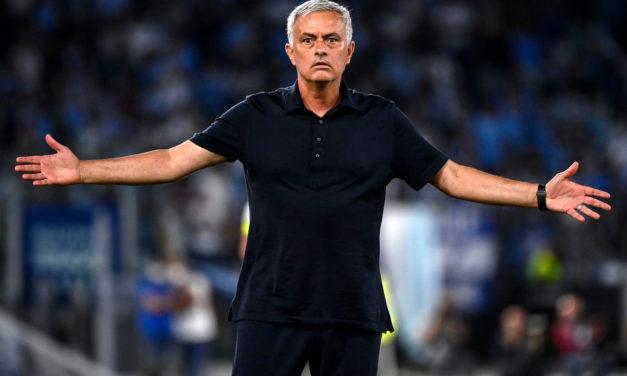 Football Italia diary | Donnarumma and Juve struggle, Mourinho's passion and more