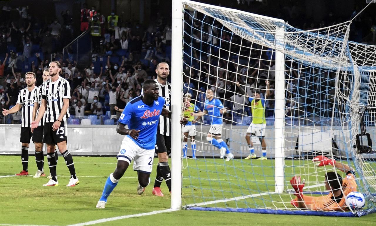 Kalidou Koulibaly goal