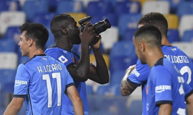 Koulibaly backs plan for World Cup every two years