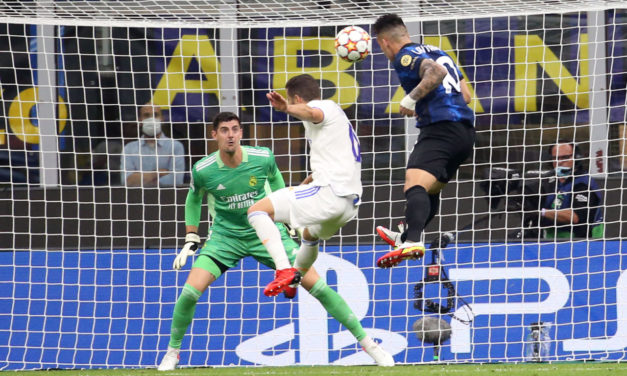 Lautaro: 'We deserved a lot more'