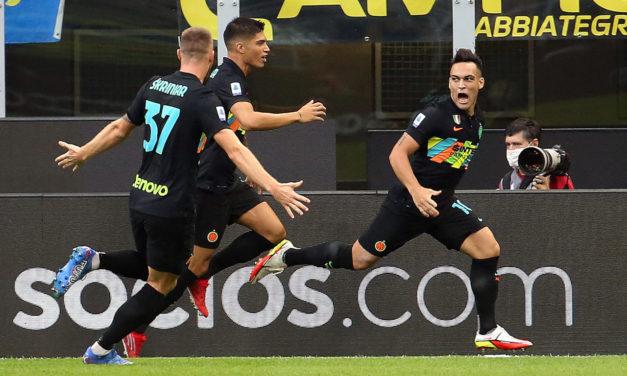 Champions League live: Inter vs. Sheriff