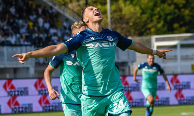 Serie A Highlights: Spezia 0-1 Udinese