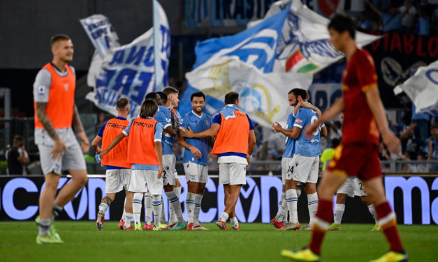 Derby della Capitale: the same old, entertaining story