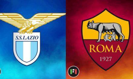 Serie A LIVE: Lazio vs. Roma
