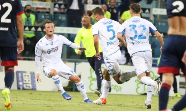 Serie A   Cagliari 0-2 Empoli: Mazzarri tropieza