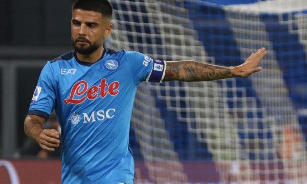 Insigne tempted by Man Utd and Inter?