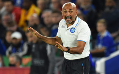 Spalletti: 'Leadership not an obsession for Napoli'