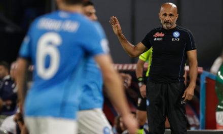 Spalletti: 'Players who don't work drive me crazy'