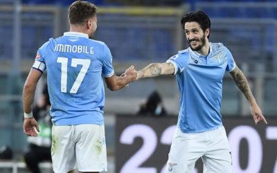 Luis Alberto: 'No excuses in a Rome Derby'