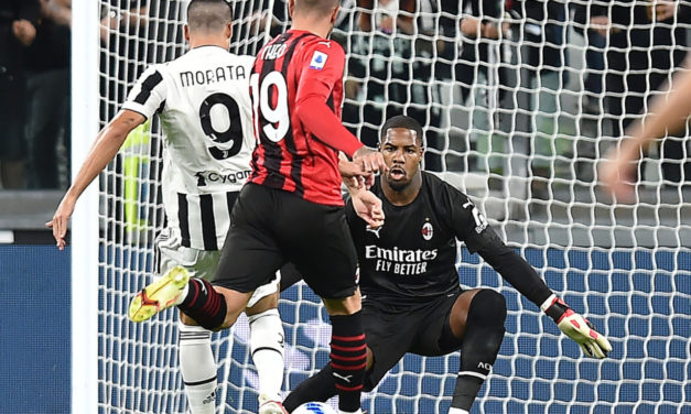 Fan de la Juventus que abusó racialmente de Maignan identificado por la policía