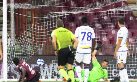 Serie A Highlights: Salernitana 2-2 Verona