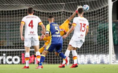 Serie A Highlights: Verona 3-2 Roma