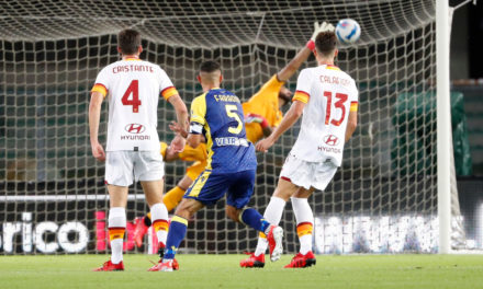 Resumen de la Serie A: Verona 3-2 Roma