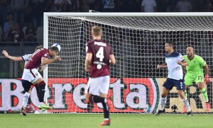 Serie A | Torino 1-1 Lazio: Immobile y Reina arrebatan el empate