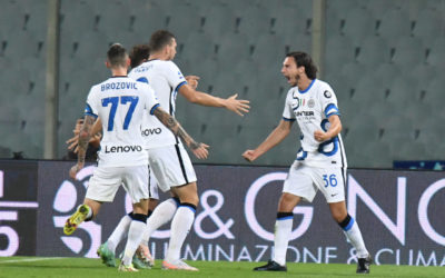 Dzeko: 'Victory of a great Inter team'