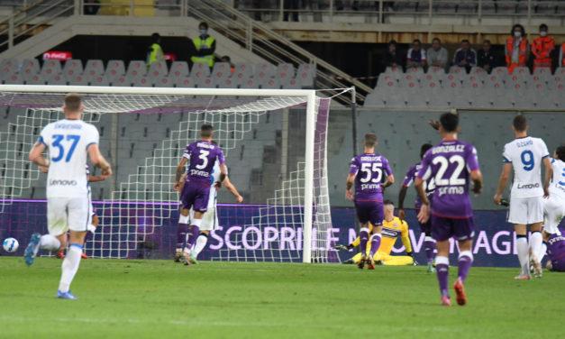 Serie A   Fiorentina 1-3 Inter: Fightback en Florencia