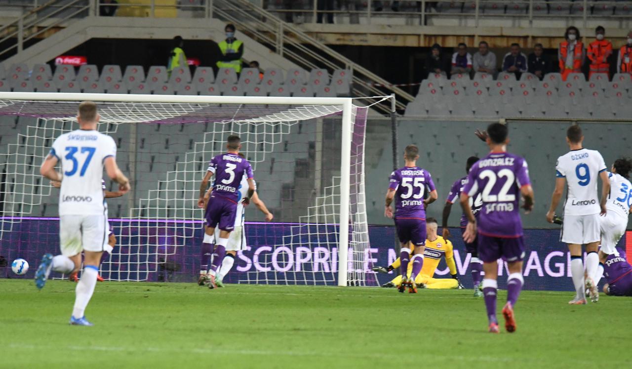 Matteo Darmian goal