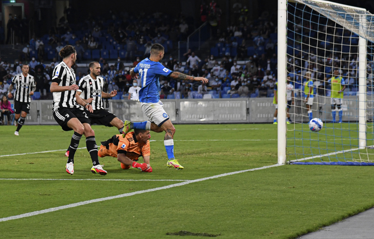 Matteo Politano goal