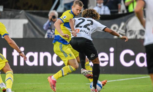 Official: De Ligt ruled out of Juventus-Roma, Morata returns