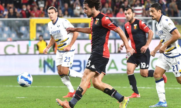 Serie A Highlights: Genoa 3-3 Verona