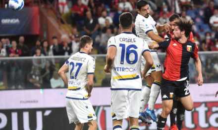 Serie A | Genoa 3-3 Verona: Destro and Kalinic don't give up