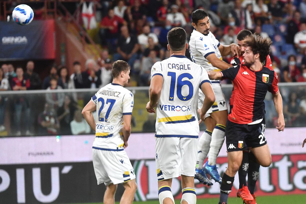 Genoa Hellas Verona