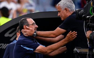 Sarri: 'I didn't expect Rome Derby adrenaline rush'