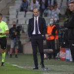 Allegri explains Juventus choices against Sampdoria
