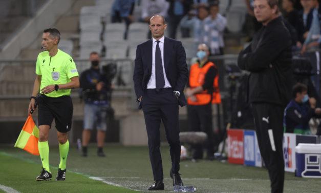 Allegri will reveal three Juventus starters before Chelsea clash
