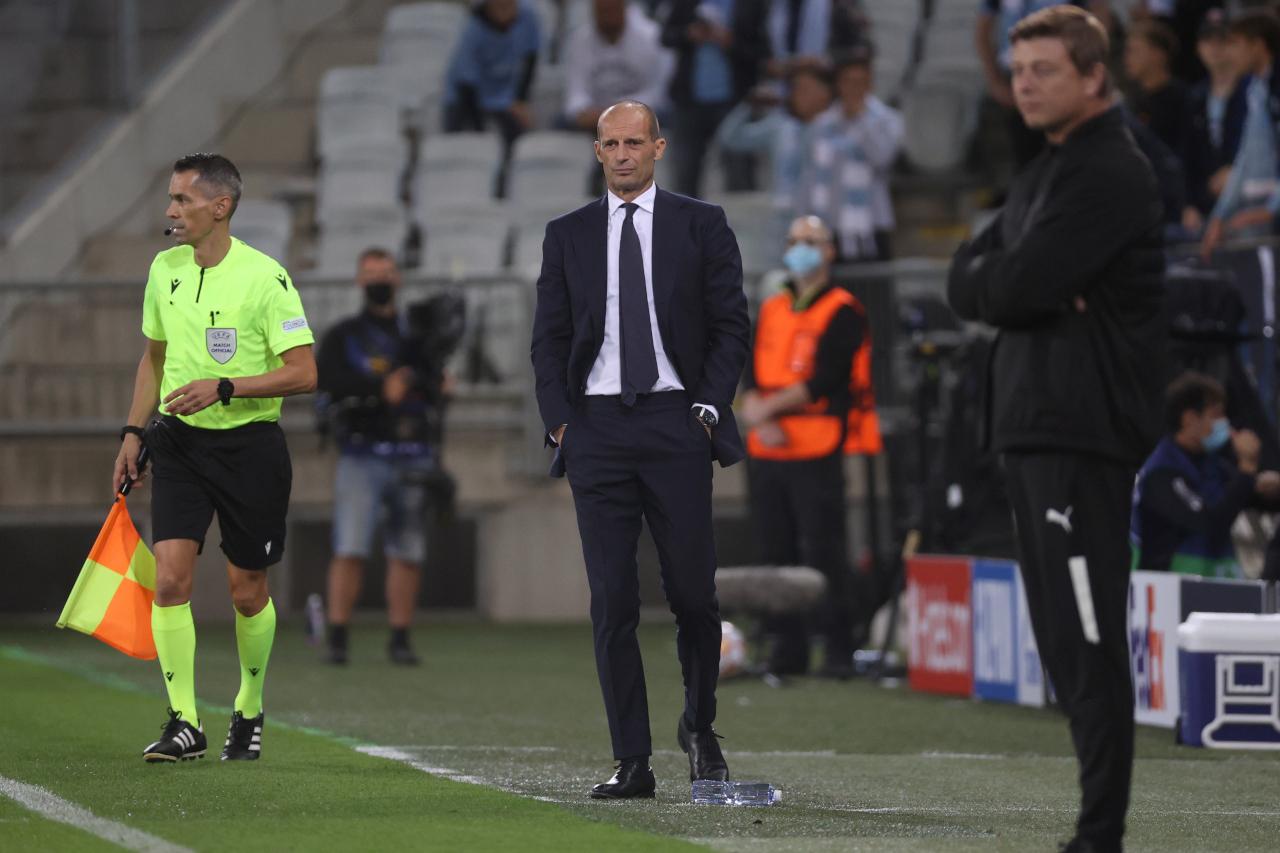 Malmo Juventus