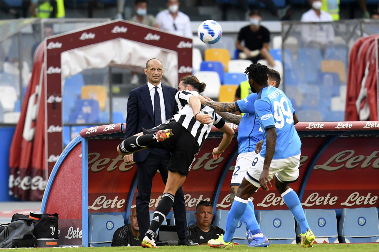 Allegri: 'Juventus have time to catch up' after Napoli defeat - Football  Italia