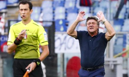 Mazzarri elogió a Cáceres y Pavoletti: 'Este es el espíritu que quiero'