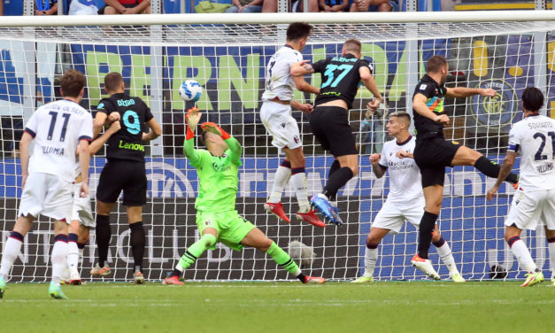 Serie A | Inter 6-1 Bologna: Dumfries hits Bologna for six
