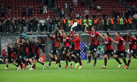 Saelemaekers: 'el Milán no quiere segundo ni tercero'