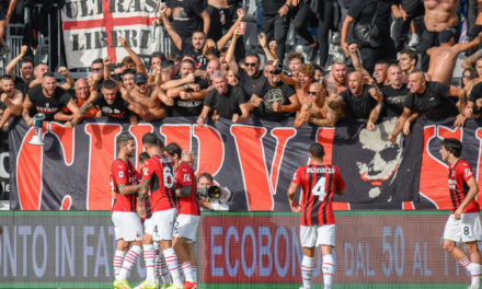 Brahim Diaz thanks Milan fans for Kaka chant