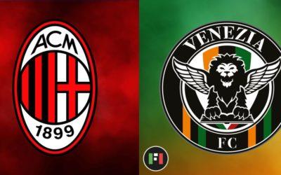 Serie A Preview | Milan vs. Venezia: Confident Rossoneri