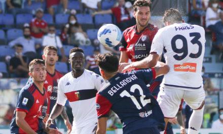 Serie A   Cagliari 2-3 Genoa: Incredible Grifone comeback