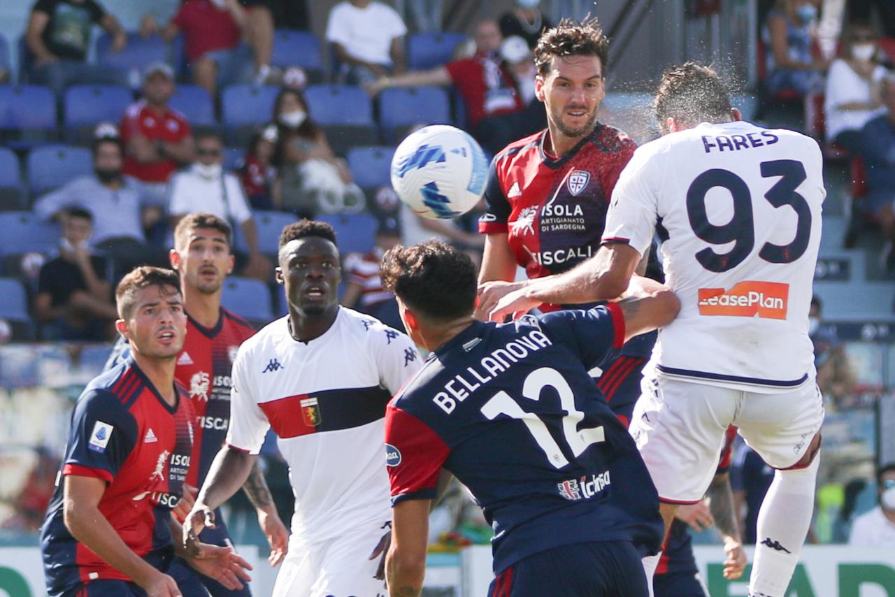 Mohamed Fares goal