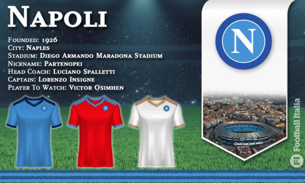 Avance de la temporada 2021-22 del Napoli Serie A: todos los traspasos completados y que esperar