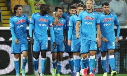 Formaciones probables   Sampdoria vs.Nápoli: ¿Lozano listo para comenzar?