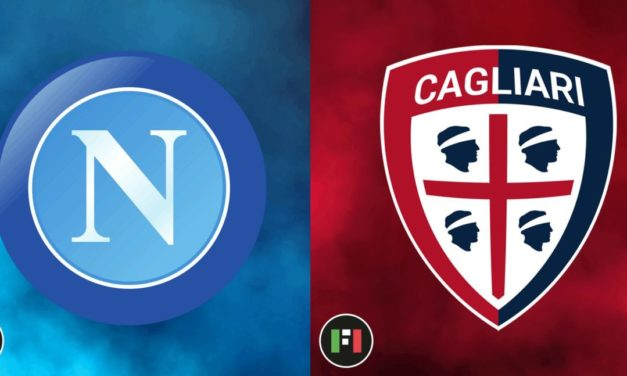 Serie A LIVE: Napoli vs. Cagliari